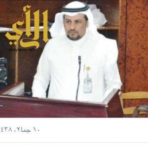 مدير تعليم ألمع يشكر مدير القطاع الصحي بالمنطقة