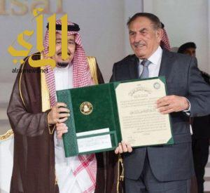 الفائز بجائزة الملك فيصل يكشف هذه الحقيقة بعد أكثر من 40 عاما