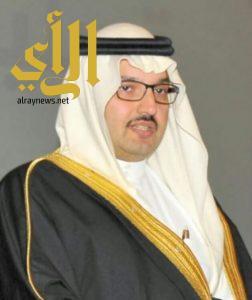 نائب أمير منطقة عسير يهنئ القيادة بحلول شهر رمضان المبارك