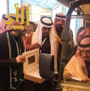 أمير منطقة الرياض يشيد باختراع جامعة الملك عبدالعزيز