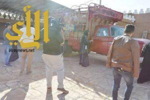 إعلاميون يتعرفون على مواقع السياحة البيئية والتراثية غرب الرياض