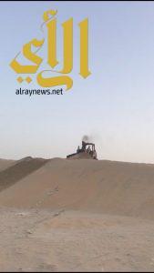 أمين الشرقية يوجه بتطبيق أقصى العقوبات بحق مخالفي نهل الرمال