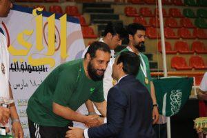 هيمنة سعودية على ذهب الفردي والجماعي في البطولة العربية للرماية