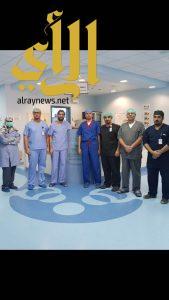 إجراء أول عملية مناظير للجيوب الأنفية بمستشفى أحد رفيدة بنجاح
