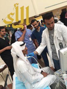 مستشفى الأمير محمد بن عبدالعزيز يحتفي باليوم العالمي للأشعة