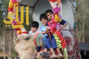 فعاليات خاصة للأطفال في مهرجان وادينا تراث وأصالة