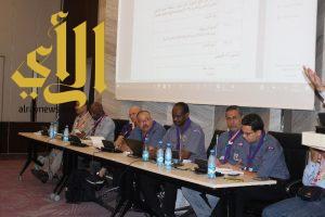 كشافة المملكة تشارك في اجتماعات الاقليم الكشفي العربي في اذربيجان