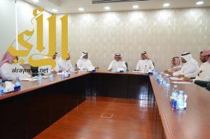 اللجنة التجارية بغرفة نجران تعقد اجتماعها الدوري