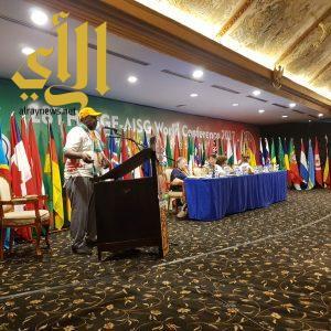رواد الكشافة السعودية يعرضون منجزاتهم الإقليمية والعالمية في إندونيسيا