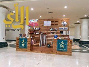 هيئة السياحة تسوق للحرفيين والحرفيات بـ (جناح صنع بالقصيم)في مهرجان كلاسيك القصيم