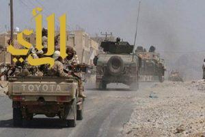 الجيش اليمني يحرز تقدمًا في شرق صعده