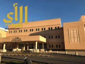 إنقاذ حياة عشرينية من ورم ضخم بـمستشفى طريف العام