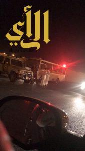 شرطة منطقة الجوف: قوة المهمات ودوريات الأمن تضبط منتزه الخزامى