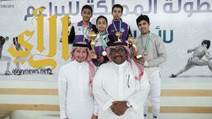 تفوق مدارس الرياض والهدى في مبارزة المملكة