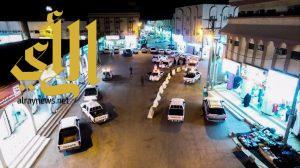 مرور وادي الدواسر يواصل تنفيذ خطته المرورية للعشر الأواخر من رمضان