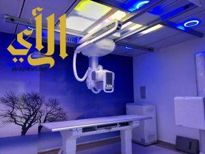 تطوير بيئة العمل في مستشفى محافظة وادي الدواسر