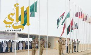 كشافة المملكة تبدأ مشاركتها في المخيم الصيفي لمرحلة المتقدم بـ سلطنة عمان