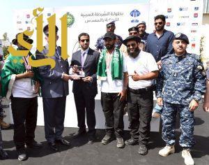 أخضر قوى الأمن يخطف ذهبية رماية الدقة في العربية