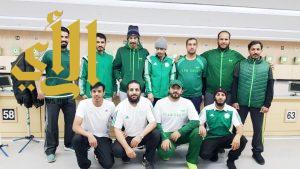 انطلاق معسكر المنتخب السعودي للرماية في كوريا
