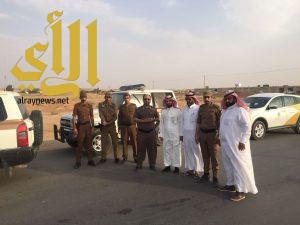 شرطة منطقة الجوف: ضبط 37 مخالف وحالة اشتباه