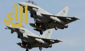 غارات جوية متواصلة تستهدف ميليشيا الحوثي في محافظة البيضاء
