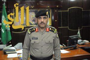 """تعيين العقيد """"خالد بن أحمد الراشد"""" مساعداً لمدير شرطة منطقة الجوف للشؤون الإدارية والمالية"""