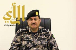 الحميداني يفتتح مبنى أمن المنشآت بعنيزة