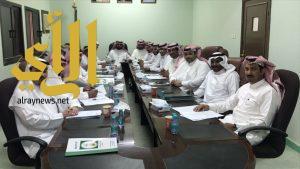 المجلس البلدي بمحافظة وادي الدواسر يعقد جلسته الاعتيادية الــ 29