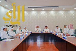 لجنة المقاولين بغرفة نجران تعقد اجتماعها الثالث