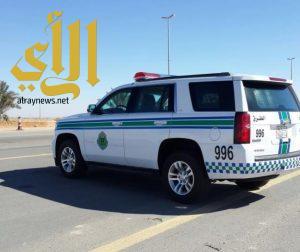 قوة امن الطرق تضبط اكثر من 3000 حبة من حبوب الكبتاجون المخدرة مع مواطن بالقرب من مركز ميقوع