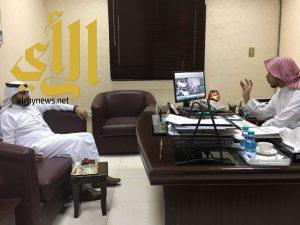 """تعاون مشترك بين جمعية """" إنسان """" وجامعة الأمير سطام بن عبدالعزيز"""