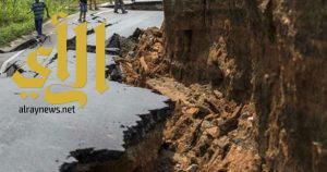 سقوط قتلى في زلزال بابوا غينيا الجديدة