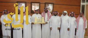 أمين عسير: يستقبل المجلس البلدي بمحافظة بارق