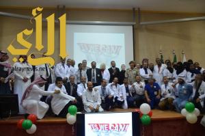 المستشفى العسكري بالجنوب يحصل على شهادة اعتماد الجودة الدولية ( J C I )
