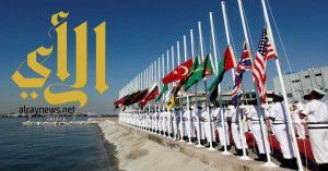 المملكة تشارك في التمرين البحري متعدد الجنسيات «أمان 17»