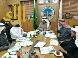 اجتماع تنسيقي بين الكشافة ووزارة التجارة لخدمة الحجاج والمعتمرين