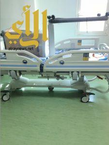 دعم مستشفى رجال ألمع بأجهزة ومعدات طبية حديثة