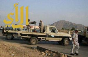 دوريات المجاهدين في جازان تحبط عمليات تهريب خلال شهر شعبان الماضي
