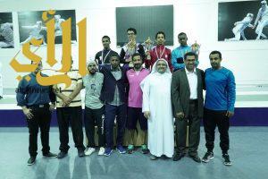 الهدى ومدارس الرياض والنور أبطالا لمبارزة تحت 17 سنة بالدمام