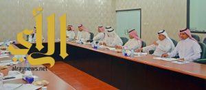 اجتماع لجنة رعاية  السجناء بمنطقة نجران (تراحم)