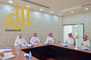 لجنة شباب الاعمال بغرفة نجران تشكل فريق اعلامياً