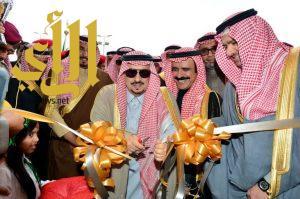 أمير منطقة الرياض يزور الدوادمي ويدشن مشروعات بأكثر من ملياري ريال