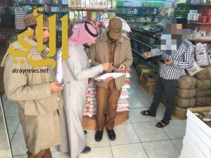 شرطة القريات تنفذ حملة أمنية ضمن الحملة الوطنية الشاملة وطن بلا مخالف