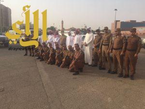 شرطة منطقة الجوف : ضبط 37 مخالف لنظام العمل والإقامة من جنسيات مختلفة