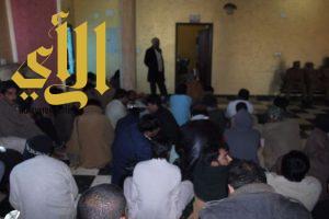 شرطة منطقة الجوف : ضبط ما يقارب مائة مخالف لنظام العمل والإقامة بالجوف