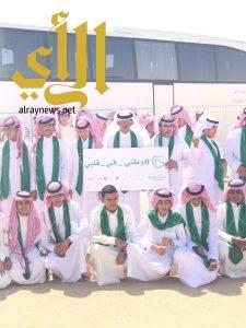 """200 طالب يشاركون في برنامج """"عيش السعودية"""" بمحافظة وادي الدواسر"""