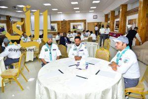 أمين المنظمة الكشفية العالمية يؤكد تطابق رؤية الكشافة العالمية مع رؤية المملكة 2030