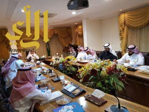 اجتماعات تنسيقية للكشافة مع وزارة الشؤون الاسلامية ومؤسسات الطوافة