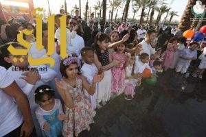 مؤسسة الملك عبدالله الإنسانية تستقبل العيد ببرنامج ترفيهي للعائلات