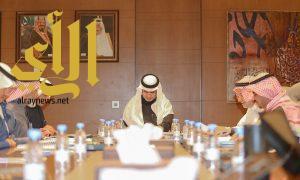 وزير التعليم رئيس جمعية الكشافة يترأس الاجتماع الــ 18 لمجلس إدارة الجمعية